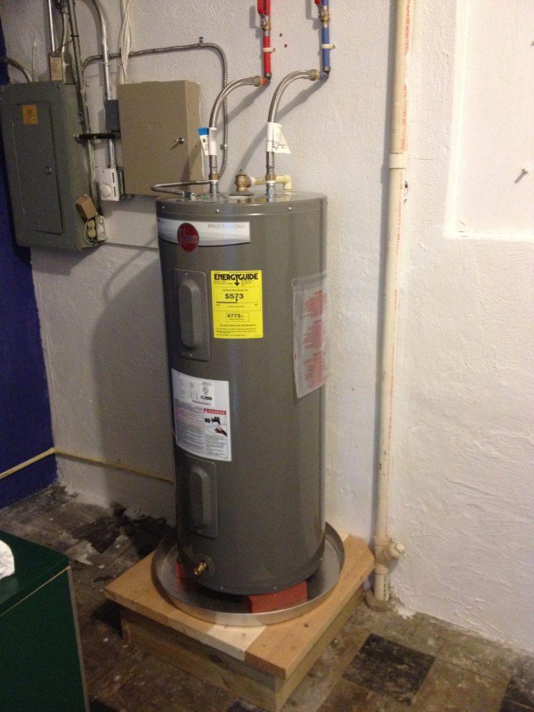 Commercial Water Heater - Sheaffer Mechanical, LLC